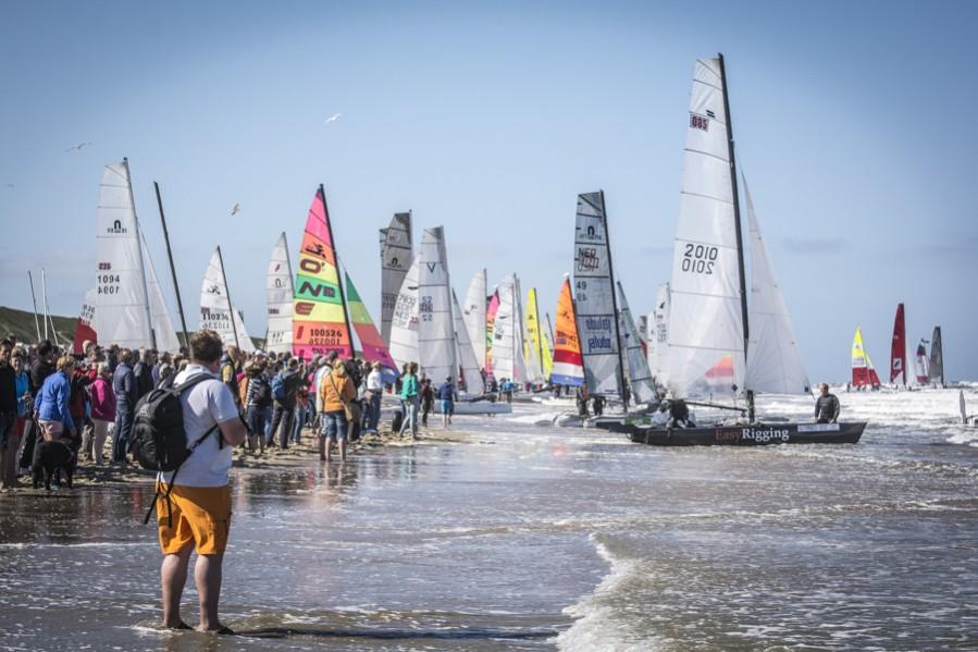 Ronde om Texel 2015 startveld