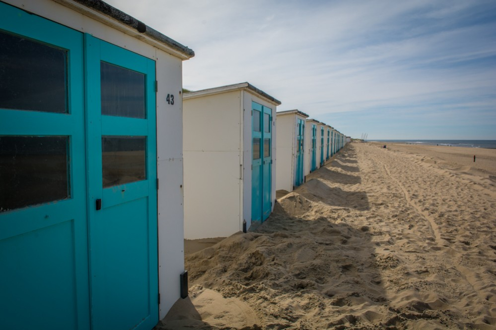 Strandhuisjes Paal 17