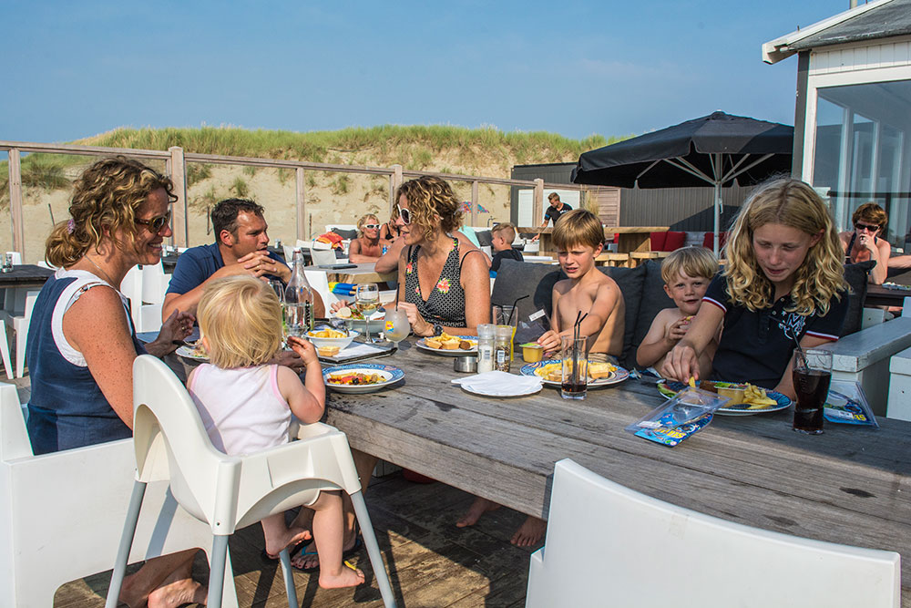 Paal 17 Zomers terras